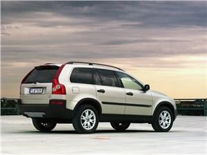 Многое в одном (Nissan Murano, Volvo XC90, Chrysler Pacifica) XC90 - Volvo XC90 2002 фото 3