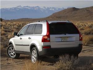 Многое в одном (Nissan Murano, Volvo XC90, Chrysler Pacifica) XC90 - Volvo XC90 2002 фото 4