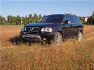 Volvo XC90 - volvo xc90 2012 вид спереди