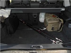 Предпросмотр volvo xc90 2012 багажное отделение
