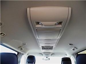 Chrysler Grand Voyager 2012 боксы на потолке