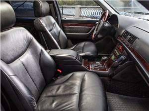 Mercedes-Benz S-Klasse 1997 передние кресла