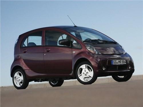 Новость про Mitsubishi i-MiEV - Продажи Mitsubishi i-MiEV в России выросли в I-ом квартале на 500%