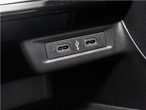 Volkswagen Jetta 2019 розетки