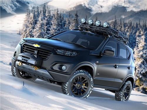 Власти могут поддержать проект Chevrolet Niva-2