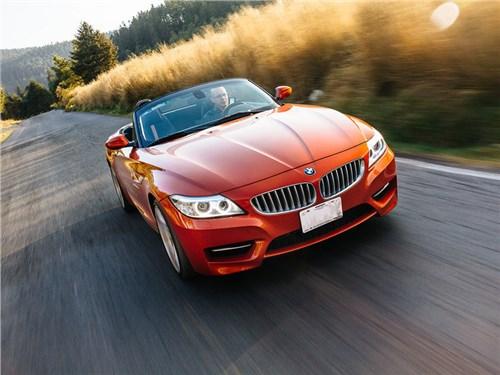 Новость про BMW Z4 - BMW Z4 навсегда покинул производственную площадку