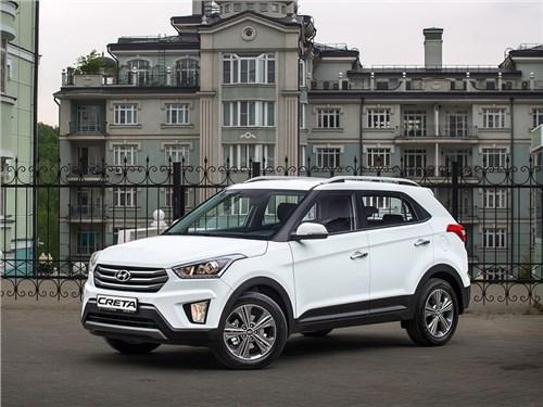 Новость про Hyundai Creta - Hyundai огласил стоимость нового кроссовера Creta для российского рынка