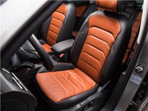 Предпросмотр volkswagen tiguan 2017 передние кресла