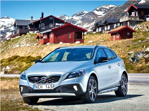 Volvo V40 Cross Country - volvo v40 cross country