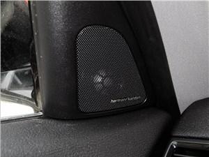 BMW X1 2012 динамик аудиосистемы