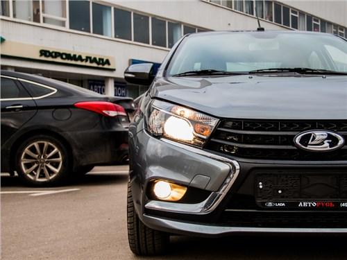 АвтоВАЗ обновил топовую комплектацию седана Vesta
