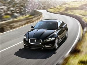 Предпросмотр jaguar xfr-s 2013 вид спереди фото 2