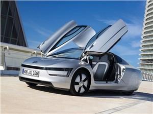 Предпросмотр volkswagen xl1 2013 вид сбоку