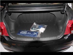 Предпросмотр hyundai xcent 2014 багажное отделение