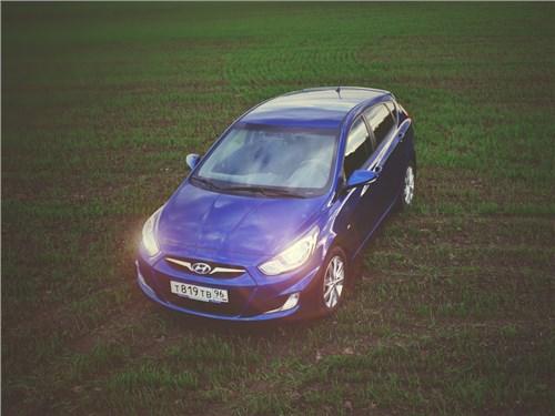 Hyundai Solaris нового поколения появится в России в конце года