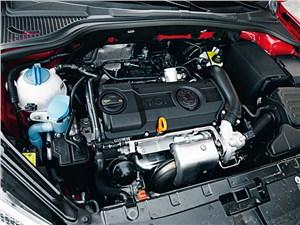 Предпросмотр skoda yeti 2012 двигатель
