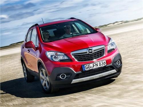 Opel отзывает кроссоверы Mokka в России
