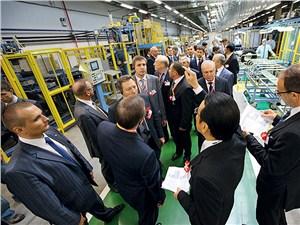 завод Yokohama в Липецкой области