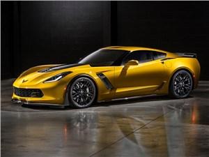 Предпросмотр chevrolet corvette z06 2015 вид сбоку