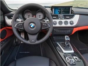 BMW Z4 2013 водительское место