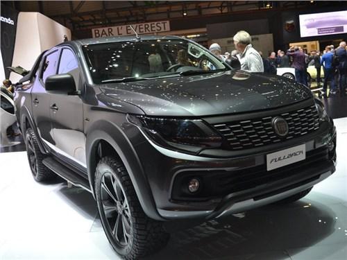 Новость про Fiat Fullback - Fiat озвучил российские цены нового пикапа
