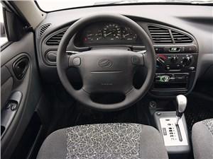 ZAZ Chance 2009 водительское место