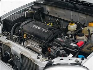 ZAZ Chance 2009 двигатель
