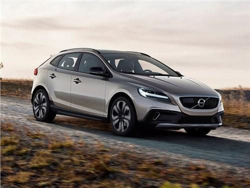 Новость про Volvo V40 Cross Country - Volvo представила обновленные V40 и V40 Cross Country