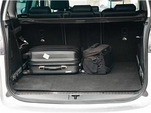 Предпросмотр opel zafira tourer 2012 багажное отделение