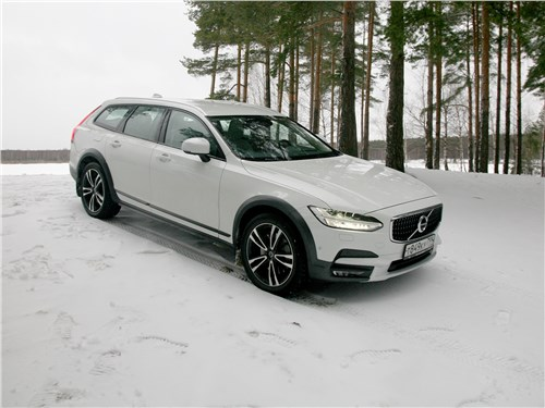 Volvo V90 Cross Country - volvo v90 cross country 2017 чемодан, икея, хипстер