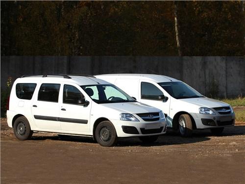 В I-ом полугодии на минивэнах больше всех заработал АвтоВАЗ