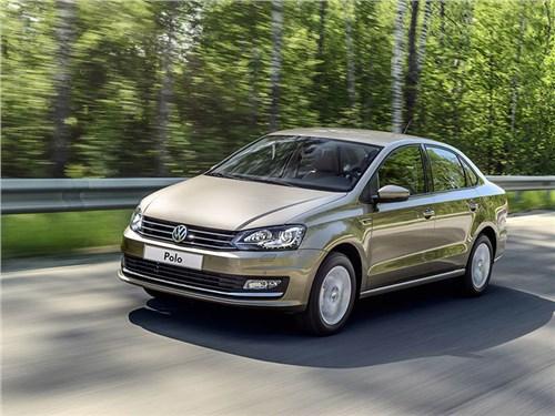 Новость про Volkswagen Polo Sedan - Volkswagen Polo