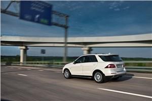 Предпросмотр mercedes-benz ml 500 2012 обладает отличной динамикой