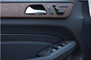 Предпросмотр mercedes-benz m-klasse 2012 водительское кресло с памятью
