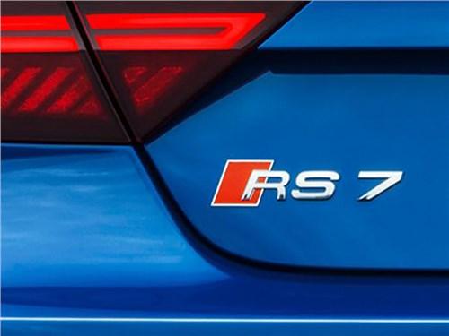 Новость про Audi RS7 - Audi RS7