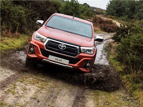 Новость про Toyota HiLux - Toyota Hilux