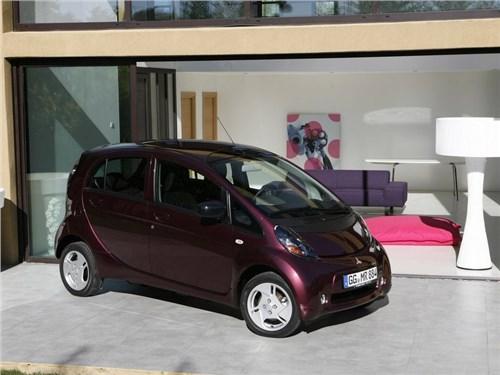 Новость про Mitsubishi i-MiEV - Mitsubishi прекращает продажи электрокара i-MiEV