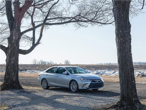 Toyota Motor отзывает более 7,5 тысяч автомобилей в России