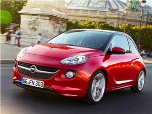 Opel без крыши