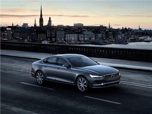 Volvo назвали цену седана S90 в США