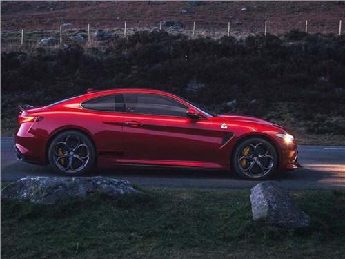 Новость про Alfa Romeo - Alfa Romeo Giulia