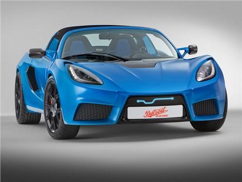 Detroit Electric планирует выпустить новый кроссовер и седан