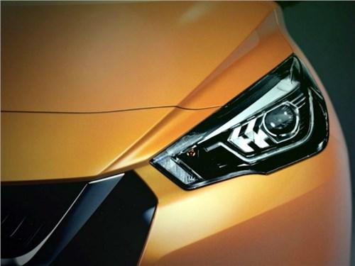 Новость про Nissan Micra - Nissan рассекретил новое поколение хэтчбека Micra