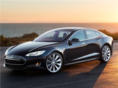 Новость про Tesla Motors Model S - Touch Titans разработали нейроинтерфейс для электрокара Model S