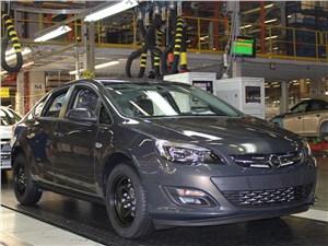 Новость про Opel Astra - Opel Astra 2013
