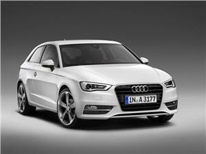 Новая Audi A3 появилась в России