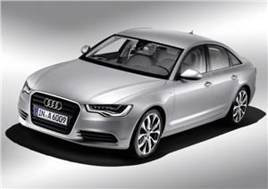 Гибридный седан Audi A6 покидает конвейер