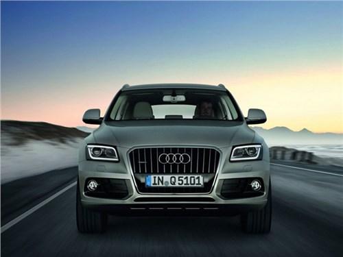 Новость про Audi - Audi Q5