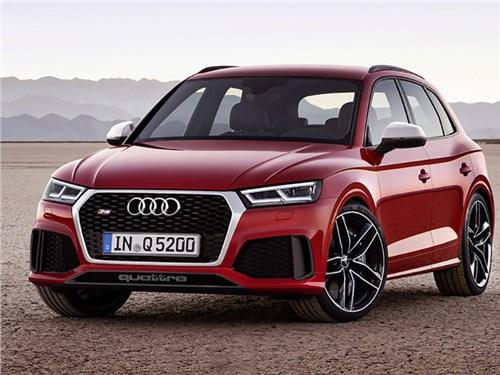 Новость про Audi Q5 - Audi RS Q5