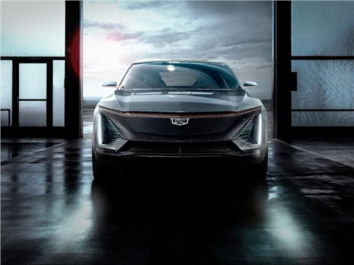 Новость про Cadillac - Представлен Cadillac Lyriq